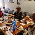 حال و هوای روز اول ماه رمضان در گوشه و کنار دنیا + تصاویر