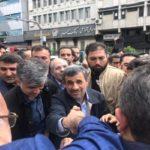 تصاویری از حضور مسئولان در راهپیمایی روز قدس ۹۸ | از روحانی تا احمدی نژاد