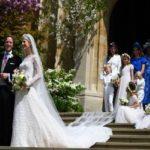 مراسم ازدواج عضو خاندان سلطنتی انگلیس + تصاویر