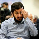 حاشیه های چهارمین دادگاه محمد هادی رضوی داماد وزیر! + تصاویر