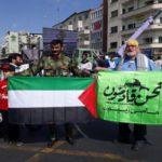 حاشیه های راهپیمایی روز قدس در تهران + تصاویر