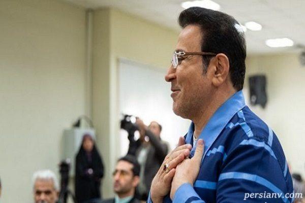 صدور رای دادگاه حسین هدایتی و باز شدن پای او به پرونده قتل یک وکیل!!