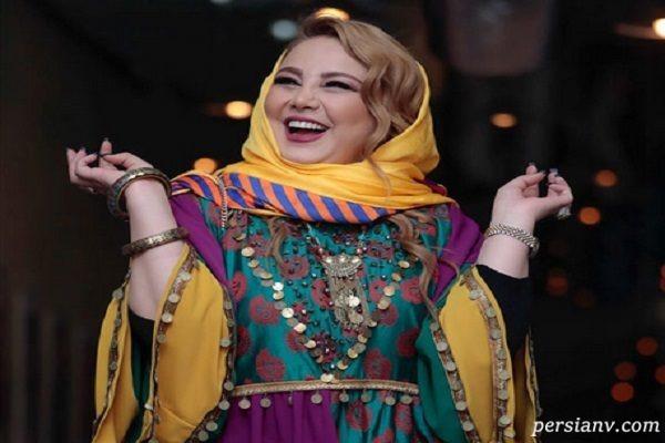 بهنوش بختیاری در کنار سایه افضلی ترنس معروف که تغییر جنسیت داده!!