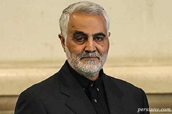 تصویر متفاوت منتشر شده از حضور اخیر سردار سلیمانی در عراق!