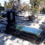 سنگ قبر لاکچری تهرانی ها| وقتی اموات هم درگیر مد روز شدند!! + تصاویر
