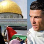 سورپرایز کریس رونالدو برای روزه داران فلسطینی