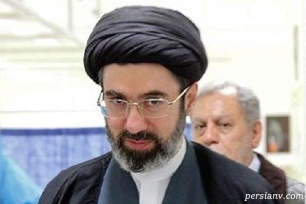 حضور سید مجتبی خامنهای آقازاده رهبری در مدرسه فرزندش! + عکس