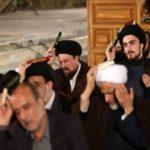 مراسم شب احیا در حرم امام خمینی(ره) با حضور چهرهها + تصاویر