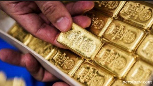 طلای آب شده