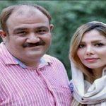 عکس جدید دختر مهران غفوریان در سه ماهگی در آغوش پدر!
