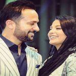 عکس های جدید احمد مهرانفر و همسرش مونا فائزپور
