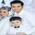 عکس پویا امینی و همسرش بیتا بجانلی در تولد ۴۲ سالگی اش!