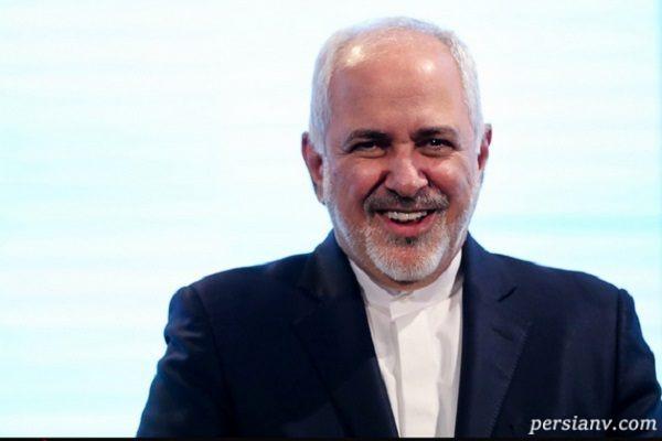 دیدار جواد ظریف وزیر امور خارجه ایران با وزیر زن هندی + تصاویر