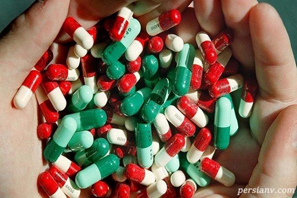 اگر مصرف قرص آنتی بیوتیک شما هم بالاست اینجا را بخوانید!
