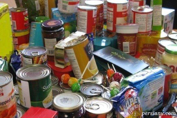 لیست مواد غذایی غیرمجاز بر اساس اطلاعیه جدید سازمان غذا و دارو