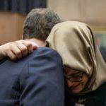 اشکهای نامزد ترکیه ای جمال خاشقجی در مجلس نمایندگان آمریکا!