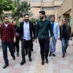 حاشیه های نقد برنامه عصر جدید علیخانی در دانشگاه تهران! + تصاویر
