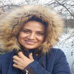 عیادت گوهر خیراندیش از مجید اوجی همسر فلورا سام در بیمارستان!