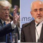 واکنش تند وزیر امور خارجه ایران به اظهارات سخیف ترامپ علیه ملت ایران!