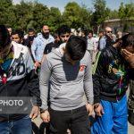 اجرای اولین مرحله طرح کاشف پلیس آگاهی تهران + تصاویر