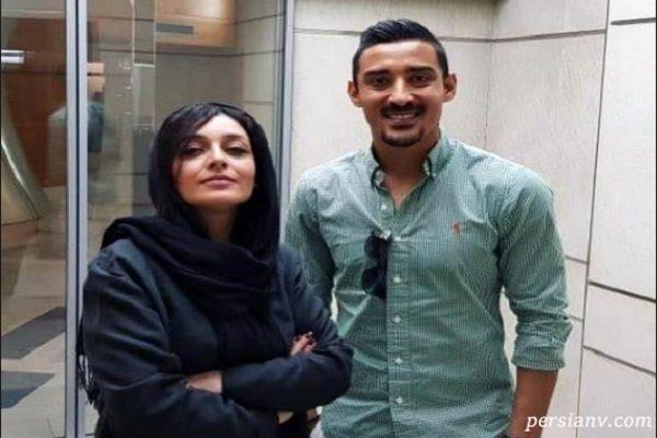 سنگ تمام ساره بیات برای شوهر خواهرش رضا قوچان نژاد!