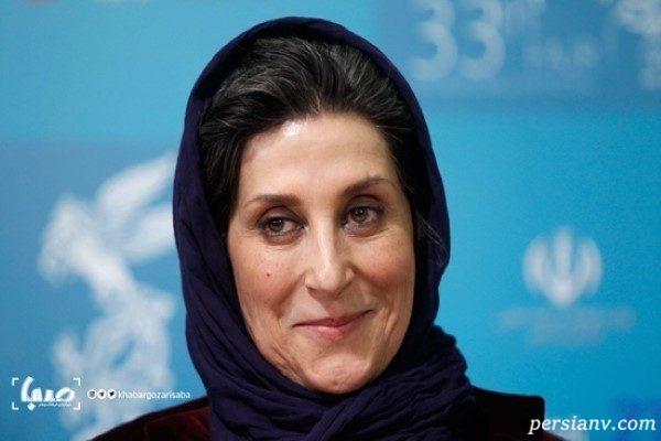 فاطمه معتمدآریا بازیگر ایرانی