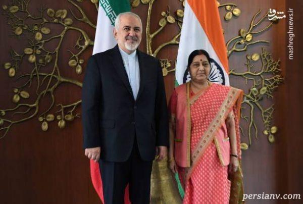جواد ظریف وزیر امور خارجه ایران