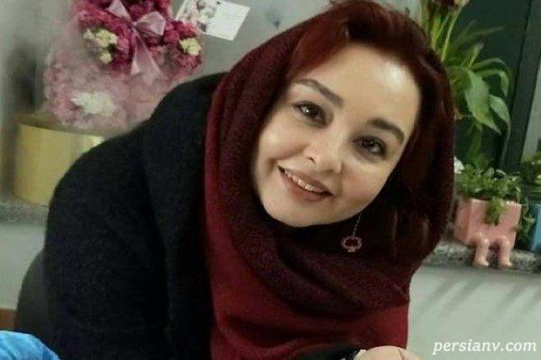 سلفی ماهایا پطروسیان بازیگر ایرانی با عروس خوش قدم!