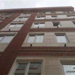 سقوط کودک ۱۰ ساله از پشت بام ساختمان ۵ طبقه در تهران!! + تصاویر
