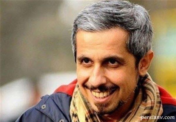 پست سید جواد رضویان در انتقاد از خانم همسایه قرمزها و لو دادن سرخآبی بودنش