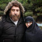 تفریح لاکچری علی انصاریان و مادرش