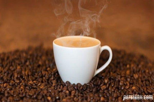 تاثیر قهوه در کاهش وزن