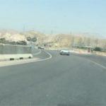 پدر داغ دیده جاده شیراز خرامه را سوژه رسانه ها کرد