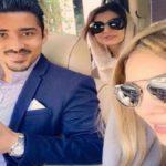 جدیدترین عکس های سروین بیات در کنار همسر و پسر و خواهرش !
