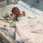 سنگینترین جراحی قلب نوزاد ١۴٠٠گرمی در تهران!! + تصاویر