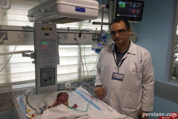 جراحی قلب نوزاد
