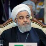 حضور غیرمنتظره دکتر حسن روحانی در حرم امام رضا (ع)
