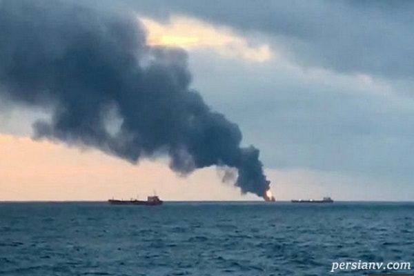 جدیدترین جزئیات و تصاویر از حمله به دو نفتکش در دریای عمان!