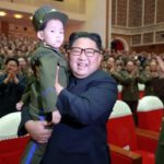 ظاهر شدن خواهر رهبر کره شمالی در انظار عمومی برای اولین بار! + تصاویر
