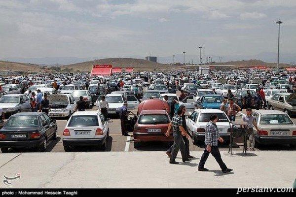سقوط آزاد قیمت خودرو