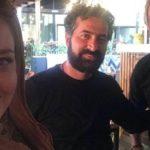 جدیدترین سلفی بهاره رهنما و همسرش به همراه دختر همسرش