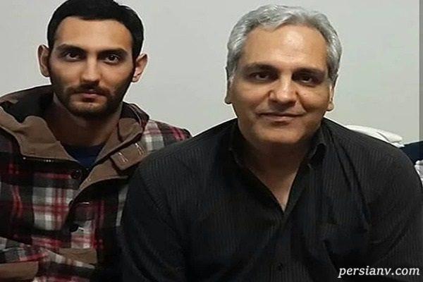 سورپرایز جالب و غیر منتظره پسر مهران مدیری در راه هست + عکس