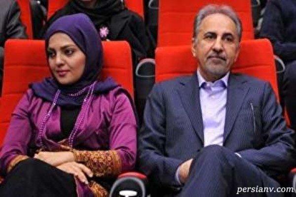 افشای پشت پرده استعفای نجفی شهردار تهران و حواشی قتل همسرش!