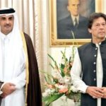 هدیه ویژه شیخ تمیم امیر قطر به نخست وزیر پاکستان