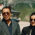 هدیه خاص آقای کارگردان برای عروسی تهمینه میلانی