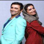 عکس جدید الیکا عبدالرزاقی در کنار همسر و برادرش مانلی