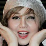 انتشار عکس هایی جدید از بهنوش بختیاری با موتور لاکچری اش!!