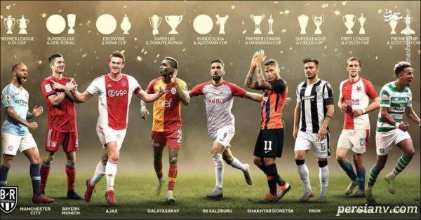 فوتبال کشور ایران