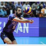 با مصدومیت سعید معروف کام شیرین والیبال ایران تلخ شد