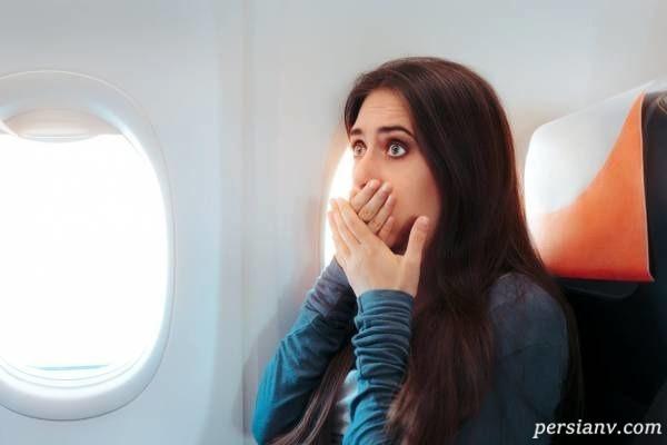 مضرات سفر با هواپیما برای بدن را بدانید
